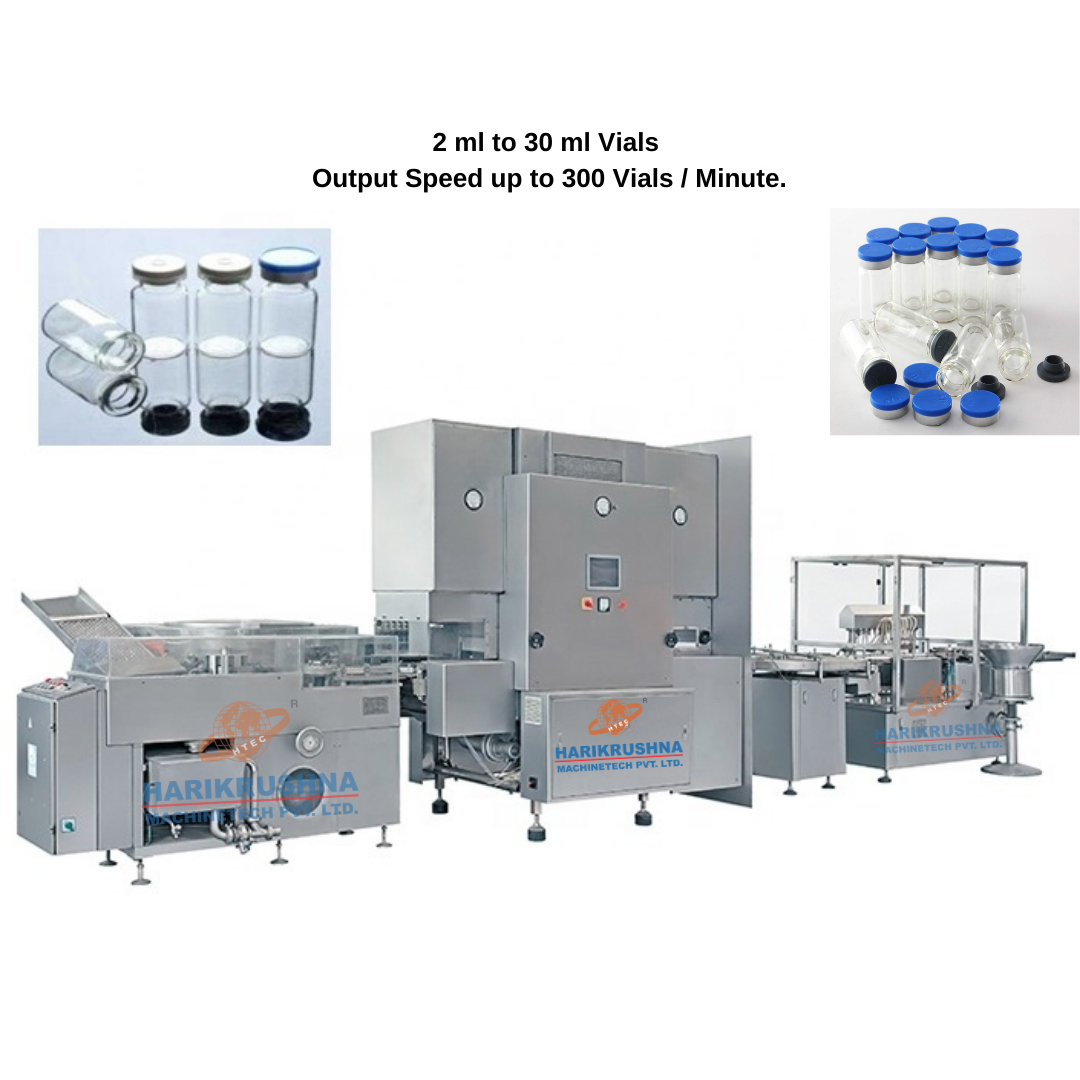 Vial Packing Line