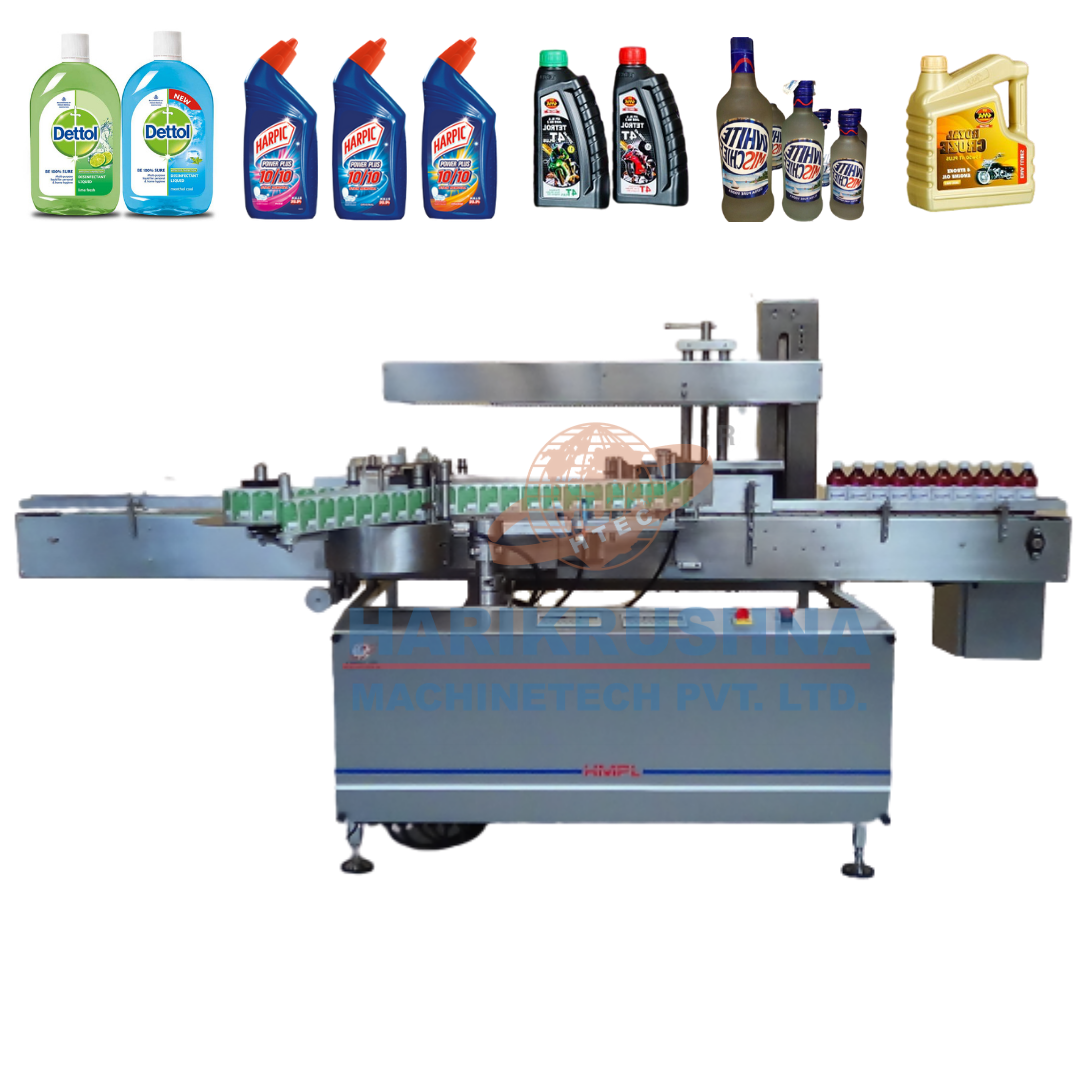 Automatic Double Labeling Machine