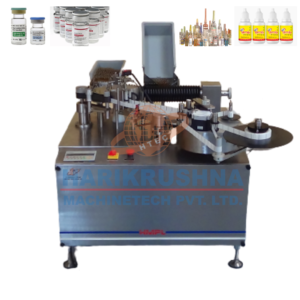 Automatic High Speed Labeling Machine
