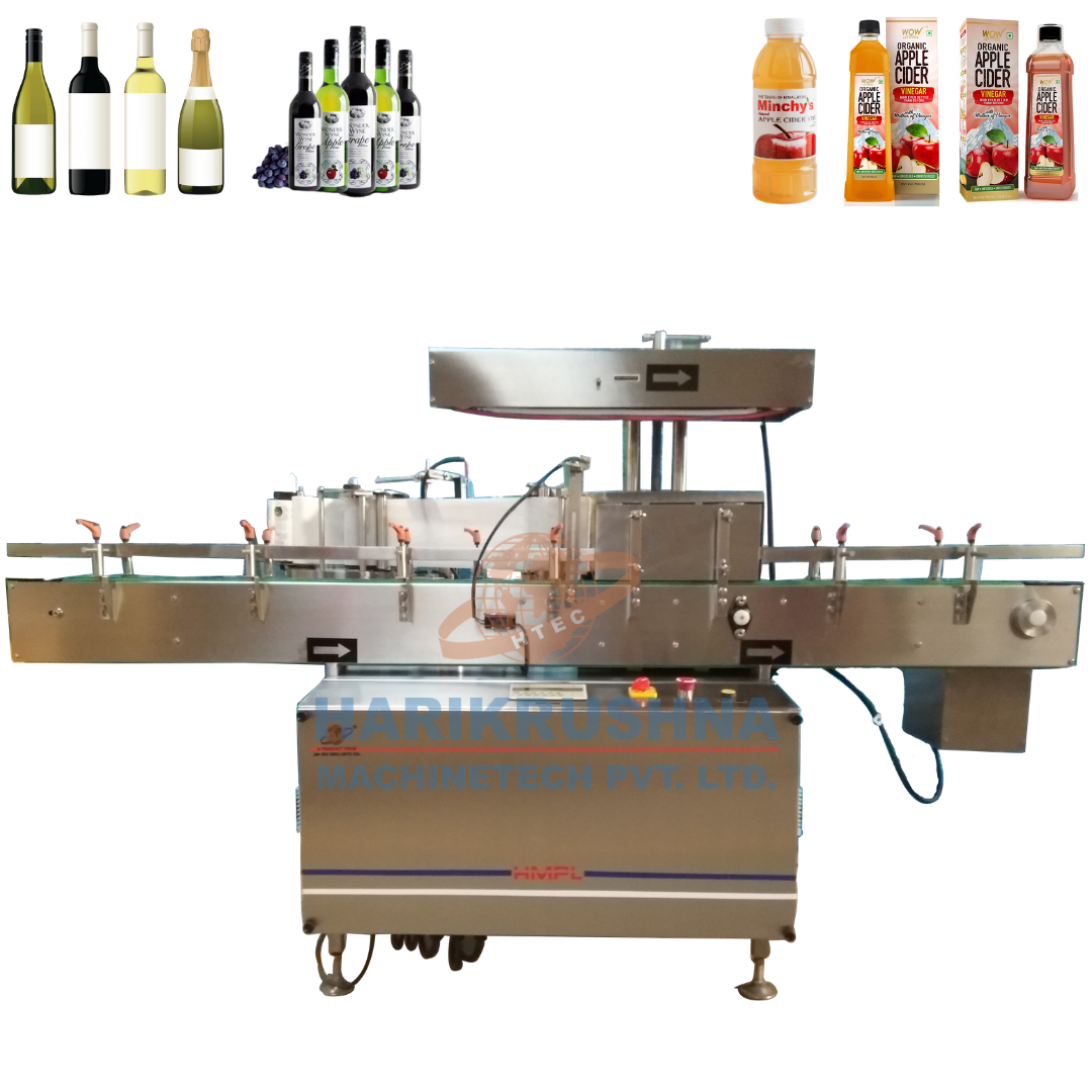 Automatic-Sticker-Labeling-Machine-for-Round-and-Flat-Bottle