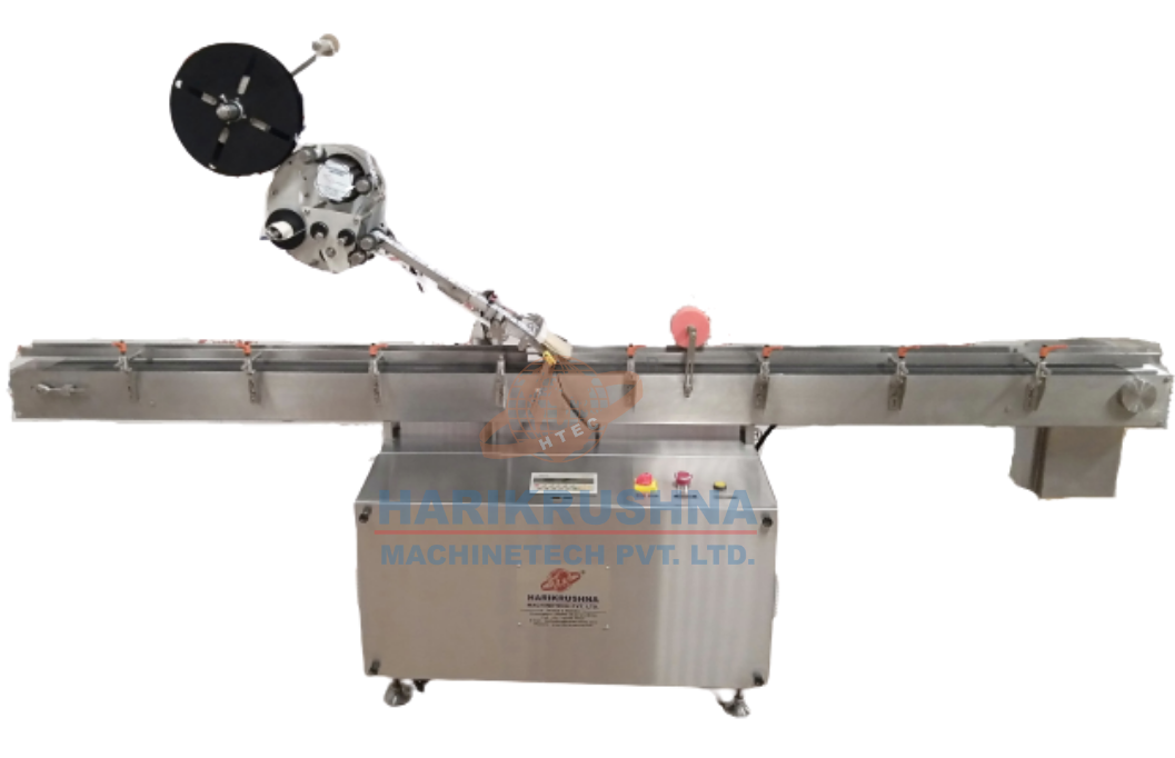 Sticker Labeling Machine - Harikrushna Machinetech