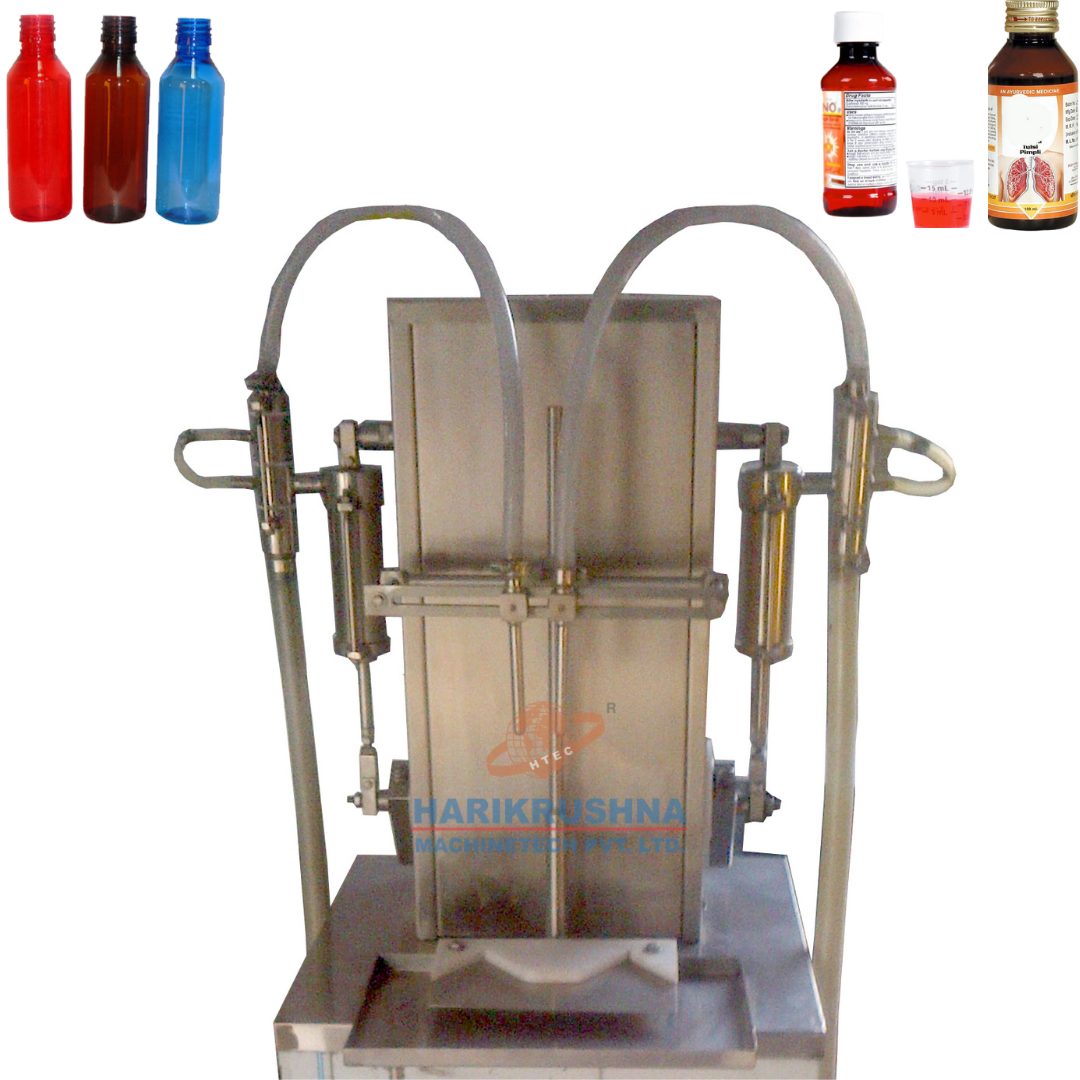volumetric liquid filling machine - Harikrushna Machinetech Pvt. Ltd.