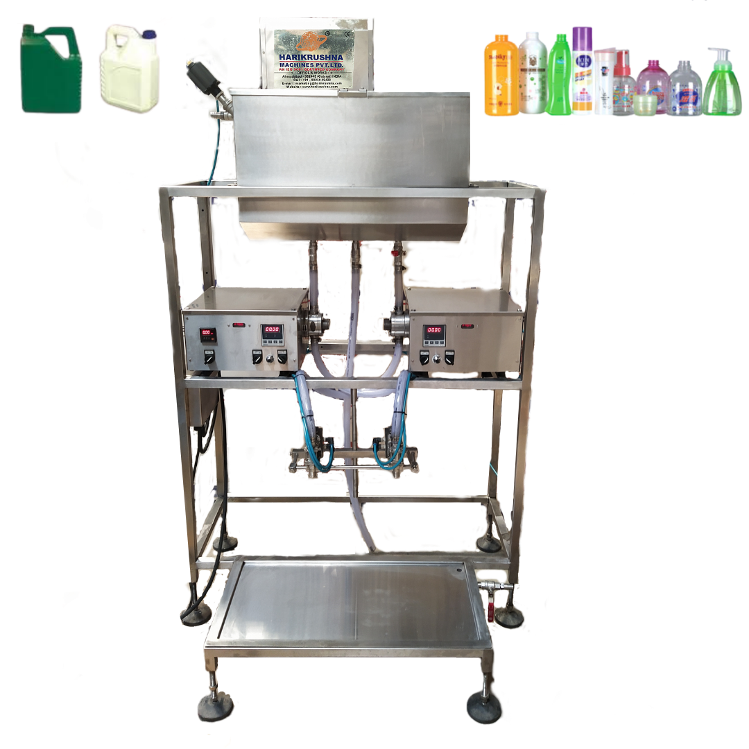 Semi-Automatic Table Top Timer Filling Machine