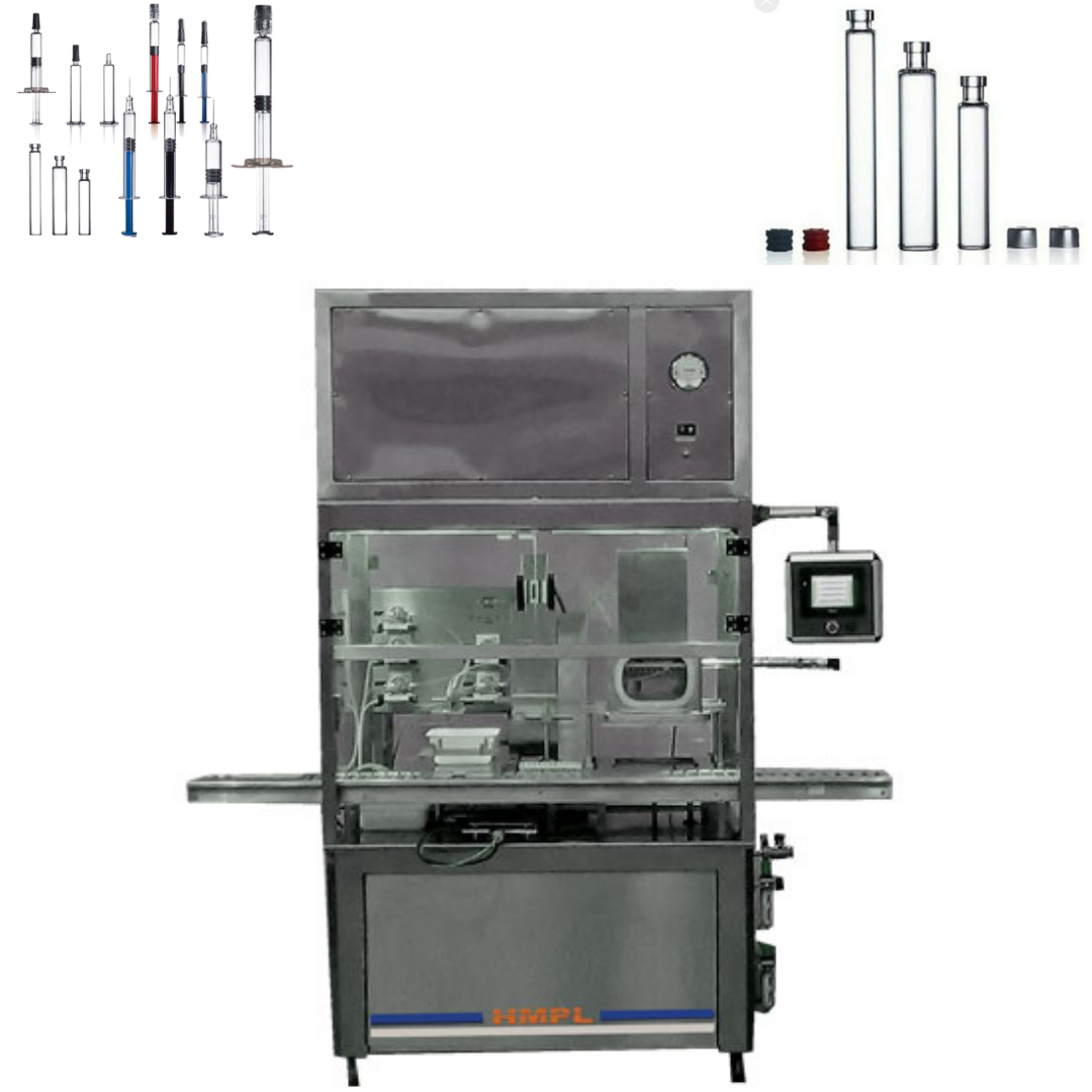Pre-Filled Syinge Machine - Harikrushna Machinetech