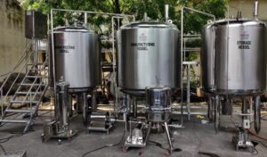 Liquid Manufacturing Plant For Oral / Syrup and Suspension