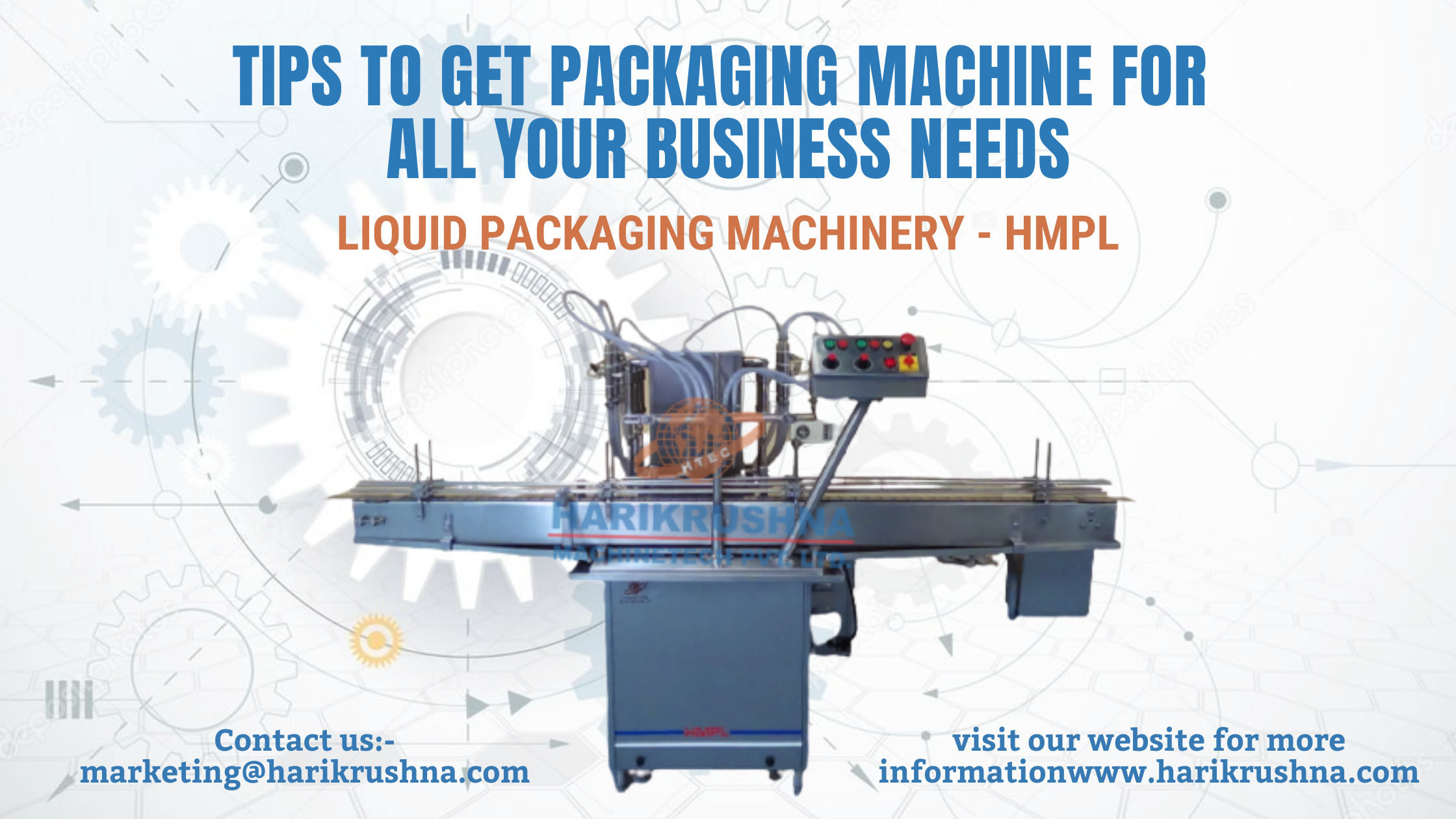 Tips to Get Packaging Machine for All Your Business Needs
