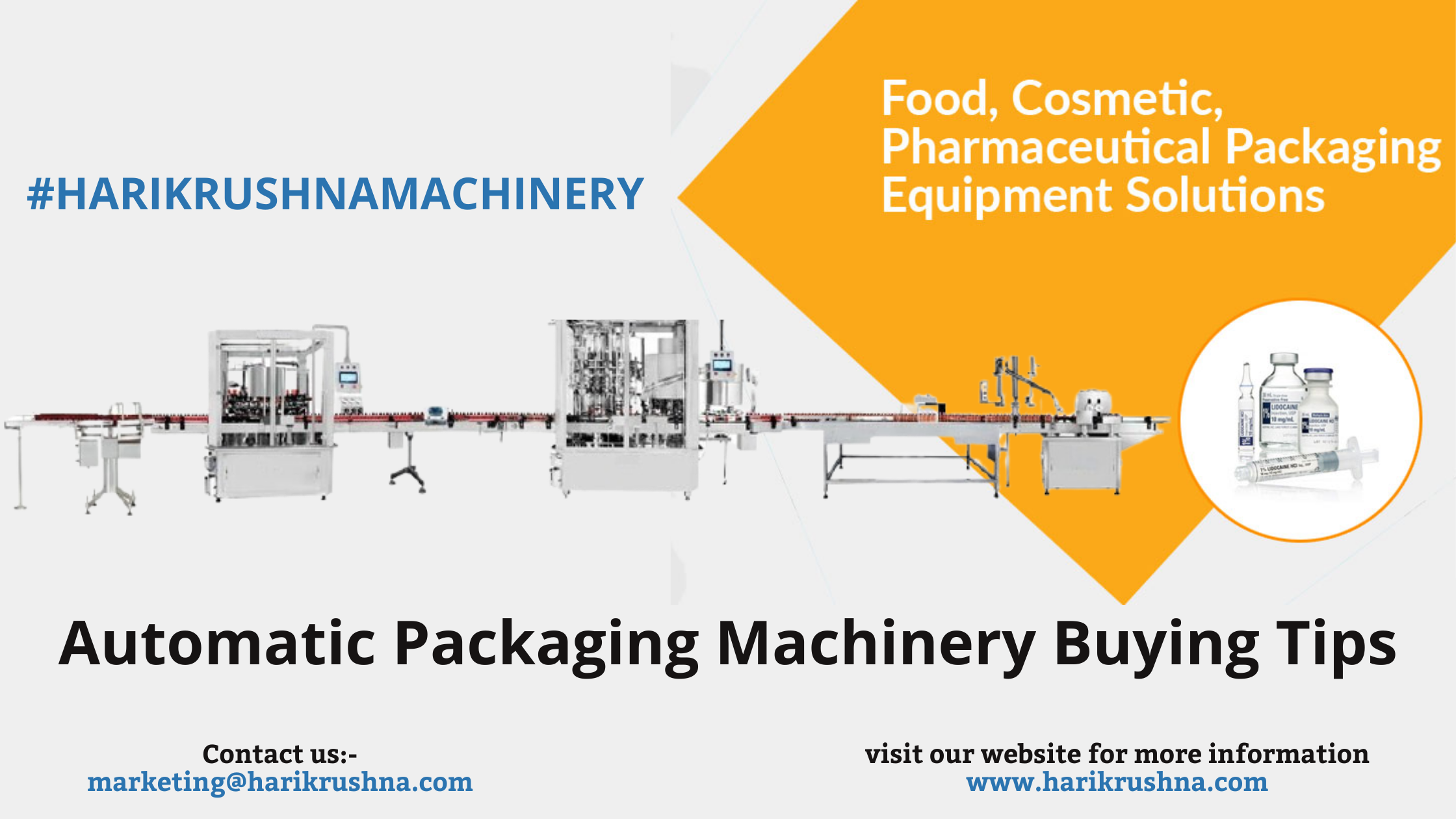 Automatic Packaging Machinery Buying Tips - Packaging Machinery Equipements